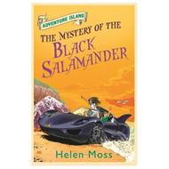 Mystery of the Black Salamander (BOK)
