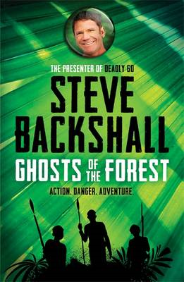 Falcon Chronicles: Ghosts of the Forest (BOK)