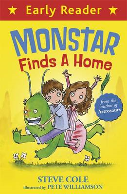Monstar Finds a Home (BOK)