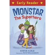 Monstar, the Superhero (BOK)
