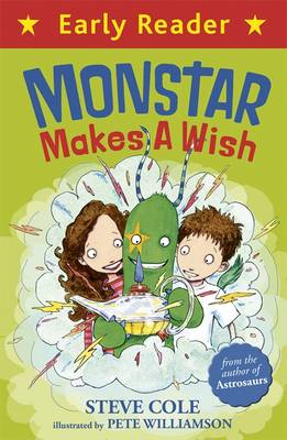 Monstar Makes a Wish (BOK)