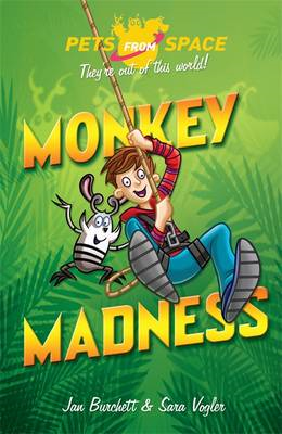 Pets from Space: Monkey Madness (BOK)
