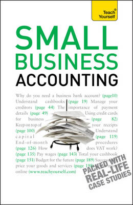Small Business Accounting: Teach Yourself (BOK)