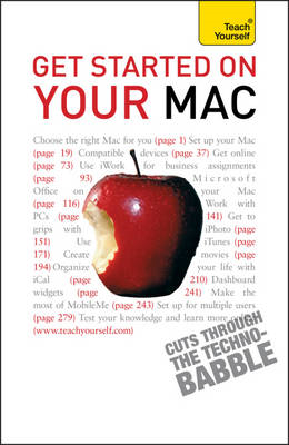 Teach Yourself Get Started on Your Mac (BOK)
