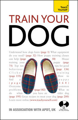Train Your Dog: Teach Yourself (BOK)