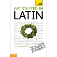 Get Started in Latin: Teach Yourself (BOK)