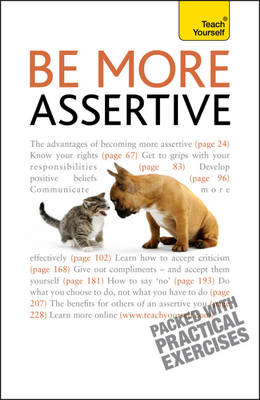 Be More Assertive: Teach Yourself (BOK)