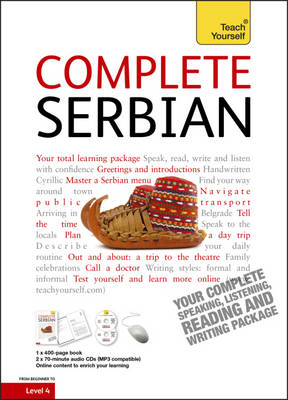 Complete Serbian: Teach Yourself (BOK)
