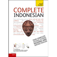Complete Indonesian Beginner to Intermediate Course (BOK)