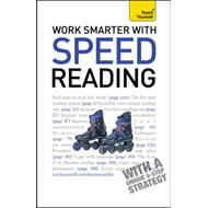 Work Smarter with Speed Reading: Teach Yourself (BOK)
