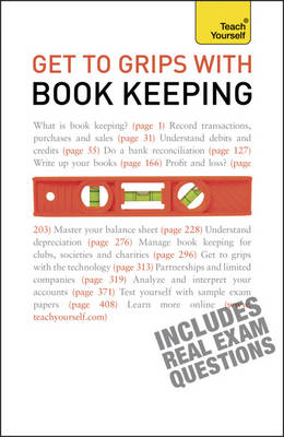 Get to Grips with Book Keeping: Teach Yourself (BOK)
