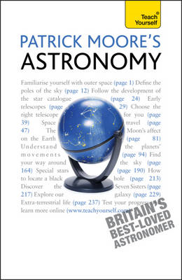 Patrick Moore's Astronomy: Teach Yourself (BOK)