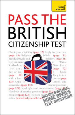 Pass the British Citizenship Test: Teach Yourself (BOK)