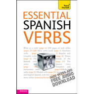 Essential Spanish Verbs: Teach Yourself (BOK)