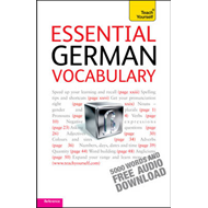 Essential German Vocabulary: Teach Yourself (BOK)