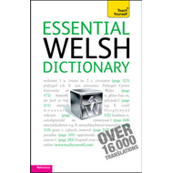 Essential Welsh Dictionary: Teach Yourself: Welsh-English - English-Welsh (BOK)