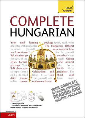 Complete Hungarian Beginner to Intermediate Course (BOK)