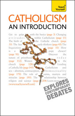 Catholicism - an Introduction: Teach Yourself: An Introduction (BOK)