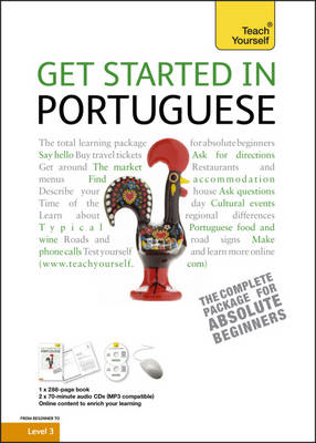 Get Started in Portuguese: Teach Yourself (BOK)