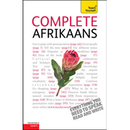 Complete Afrikaans Beginner to Intermediate Book and Audio C (BOK)