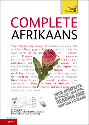 Complete Afrikaans Beginner to Intermediate Course (BOK)