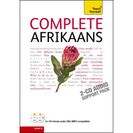 Teach Yourself Complete Afrikaans: Audio Support (BOK)