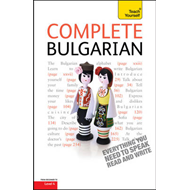 Teach Yourself Complete Bulgarian (BOK)
