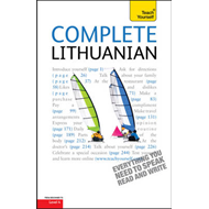 Complete Lithuanian: Teach Yourself (BOK)