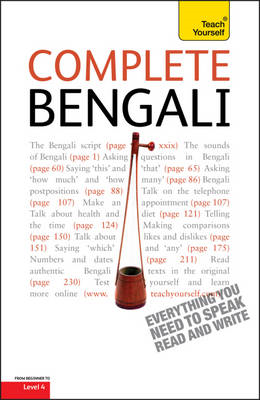 Teach Yourself Complete Bengali (BOK)