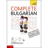 Complete Bulgarian Beginner to Intermediate Book and Audio C (BOK)