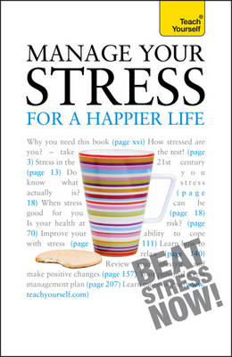 Manage Your Stress for a Happier Life (BOK)