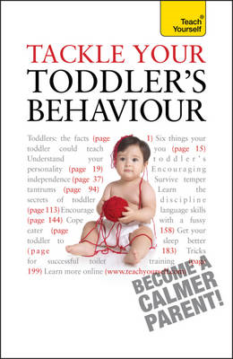Tackle Your Toddler's Behaviour (BOK)