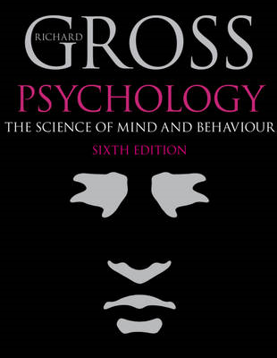Psychology: The Science of Mind and Behaviour (BOK)