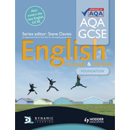 AQA GCSE English Language and English Literature Foundation Student's Book (BOK)