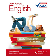 AQA GCSE English: Skills for Language and Literature: Textbook (BOK)