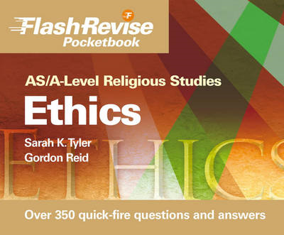 AS/A-level Religious Studies: Ethics Flash Revise Pocketbook (BOK)