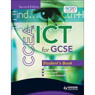 CCEA ICT for GCSE Student Book (BOK)