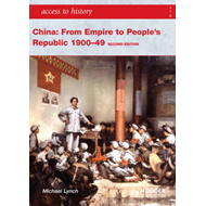 Access to History: China: From Empire to People's Republic 1 (BOK)
