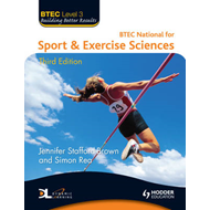 BTEC Level 3 National Sport & Exercise Sciences (BOK)