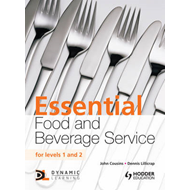 Essential Food and Beverage Service: Levels 1 & 2 (BOK)