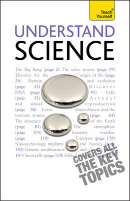 Understand Science: Teach Yourself: Science, the Bits That Matter (BOK)