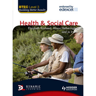 BTEC Level 3 National Health and Social Care (BOK)
