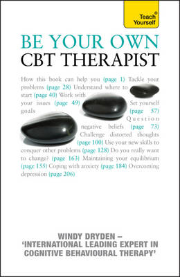 Be Your Own CBT Therapist (BOK)