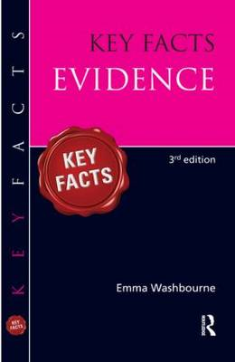 Key Facts Evidence (BOK)