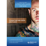 AQA Anthology: Character and Voice, and Place (BOK)