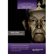 Philip Allan Literature Guide (for A-Level): King Lear (BOK)