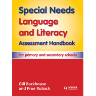 Special Needs Language and Literacy Assessment Handbook (BOK)