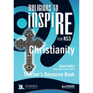 Religions to inspiRE for KS3: Christianity Yeacher's Resource Book (BOK)