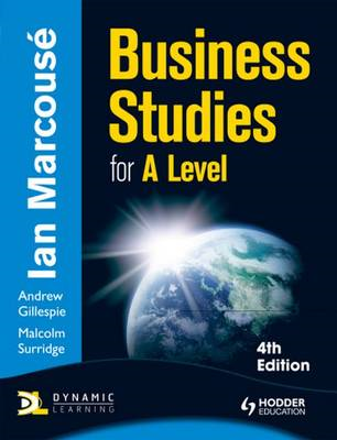 Business Studies for A-Level (BOK)