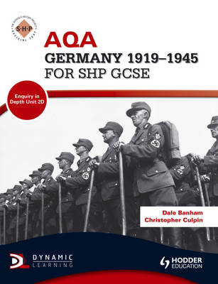 AQA Germany 1919-1945 for SHP GCSE (BOK)